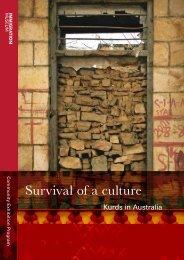 Kurds in Australia - Museum Victoria