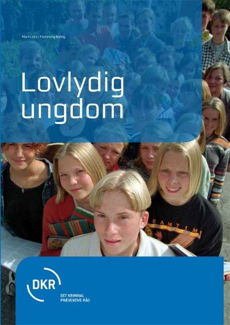 Lovlydig ungdom, bog af Flemming Balvig m.fl. - Stevns ...