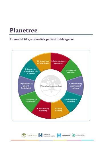 Planetree - en model til systematisk patientinddragelse