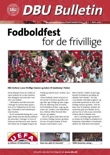 Fodboldfest for de frivillige - DBU