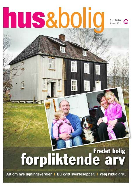 Hele bladet nr. 3 - 2010.pdf - Huseiernes Landsforbund