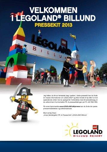 Pressemateriale - Legoland