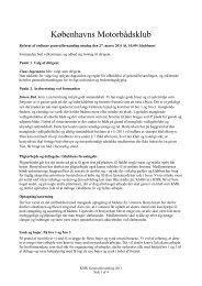 Referat af Generalforsamlingen 27.03.2011 - KMK1923.DK Forside