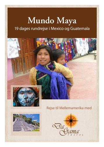 Mundo Maya - DaGama Travel