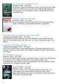 Årets bøger 2009 - krimi og spænding - Vejle Bibliotekerne - Page 2
