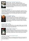 Årets bøger 2009 - krimi og spænding - Vejle Bibliotekerne - Page 6