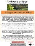 Nyhedsavisen nr.129 - 2011 - Otterup Produktionshøjskole - Page 2