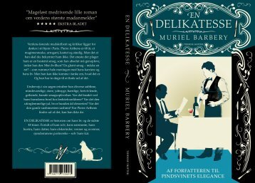 Muriel Barbery: En delikatesse - Tiderne Skifter
