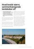 Større sammenhængende landskaber og ... - Naturstyrelsen - Page 5