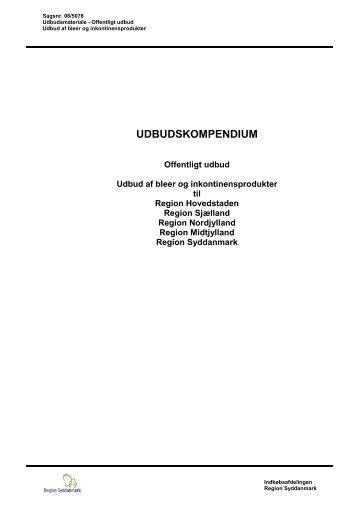 Bleer - udbudskompendium da - 281008 - IKA.dk
