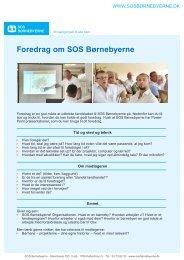 Download i pdf-format - SOS Børnebyerne