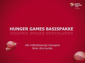 Hunger games basispakke - Dansk Reklame Film