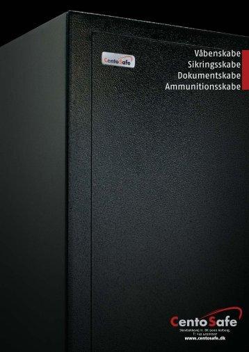 Brochure i pdf (klik her). - Centosafe