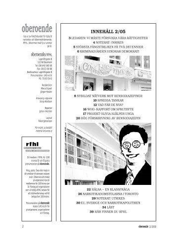 Kriminalvården hindrar demokratin - RFHL