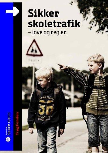 Sikker skoletrafik - love og regler - Rådet for Sikker Trafik