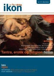 Tantra, erotik og religion tema - IKON - Danmark