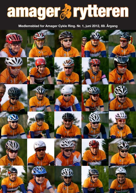 amager rytteren - Amager Cykel Ring