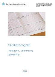Cardiotocografi - DPSD