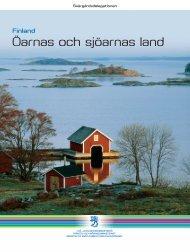 Finland - Öarnas och sjöarnas land (6 MB)