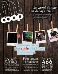 Dit Coop 2012 - FDB
