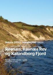 Røsnæs, Røsnæs Rev og Kalundborg Fjord - Kalundborg Kommune