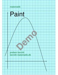 Paint - Bernitt matematik