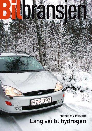 Nr. 1 - 2006 - Norges Bilbransjeforbund