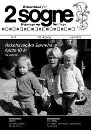 Askehavegård Børnehave fyldte 10 år - Hejninge Stillinge