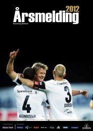 Årsmelding - Rosenborg