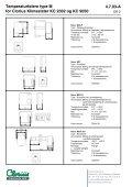 Temperaturfølere type M for Clorius Klimastater ... - Clorius Controls - Page 2