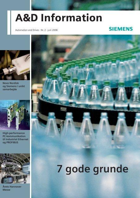 A&D Information 7 gode grunde - Siemens