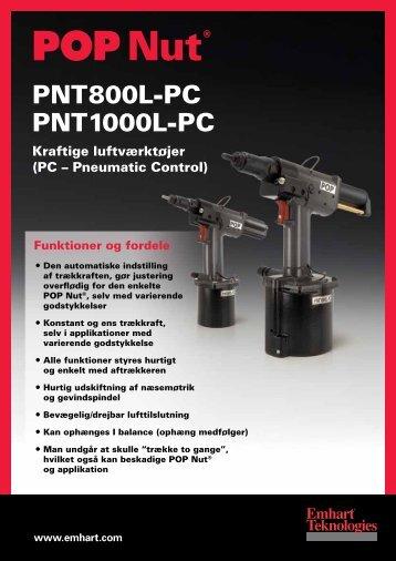POPNut®-PC-værktøjer - Emhart Media Library