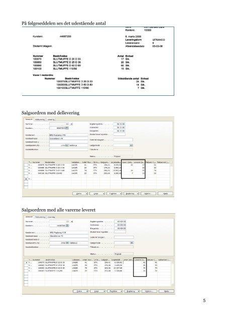 Tips til navision PDF - MTL