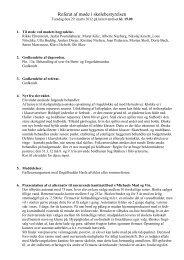 Referat 290312 - Hasle Skole