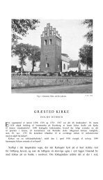 GRÆSTED KIRKE - Danmarks Kirker - Nationalmuseet