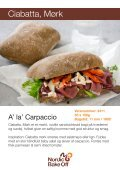 Download vores sandwichfolder her. - Nordic Bake Off A/S - Page 7