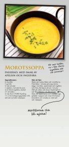 En kärleksförklaring till den goda smaken. - Knorr - Page 4