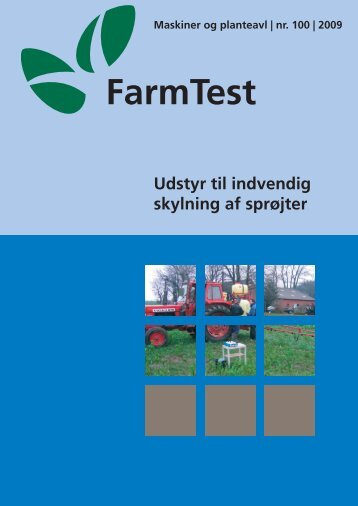 Farm test - Skærbæk Maskinforretning