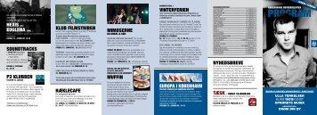 vinterferien MiMoserne Muffin nyhedsbreve Klub filMstriben hexis (dK)