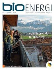Bioenergi Nr. 5 2011 pdf 15781.67 KB - Nobio