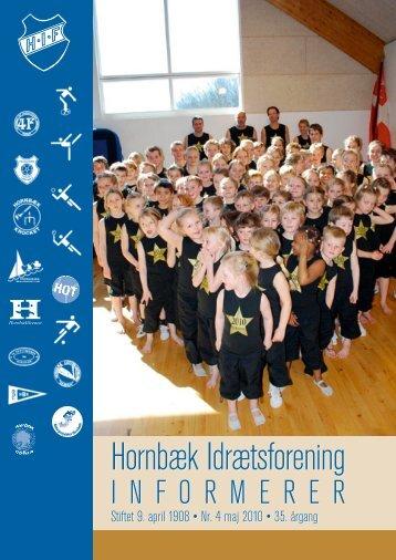 kontakt - Hornbæk Idrætsforening