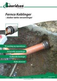 Fernco renoveringsovergange - Nyrup Plast