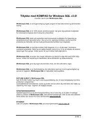 WinKompas Manual