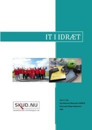 Hvordan integreres IT i idrætsundervisningen uden, at det kommer ...