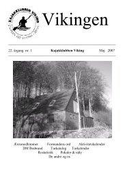 vikingen_2007_april.pdf - Kajakklubben Viking