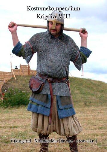 Kostumekompendium Krigslive VIII
