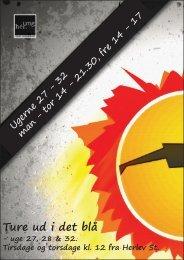Ungecafeerne i sommerferien 13.pdf - Herlev Byskole