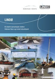 Samarbejde med Odense Havn - Lindø Industripark