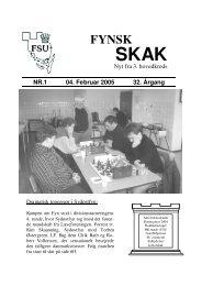 Nyt fra 3. hovedkreds NR.1 04. Februar 2005 32. Årgang - DSU 3 ...