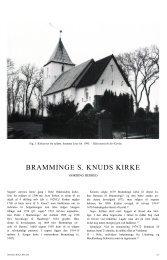 Bramminge Skt. Knuds Kirke - Danmarks Kirker - Nationalmuseet